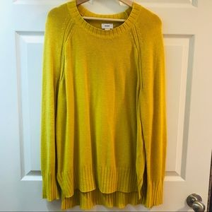 Old Navy | Yellow Sweater